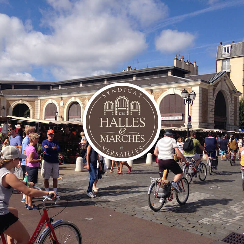 Syndicat Halles Marches Versailles