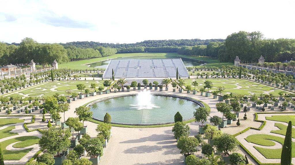 Lieu de réception Versailles par Rive Gauche Réception. Le charme royal