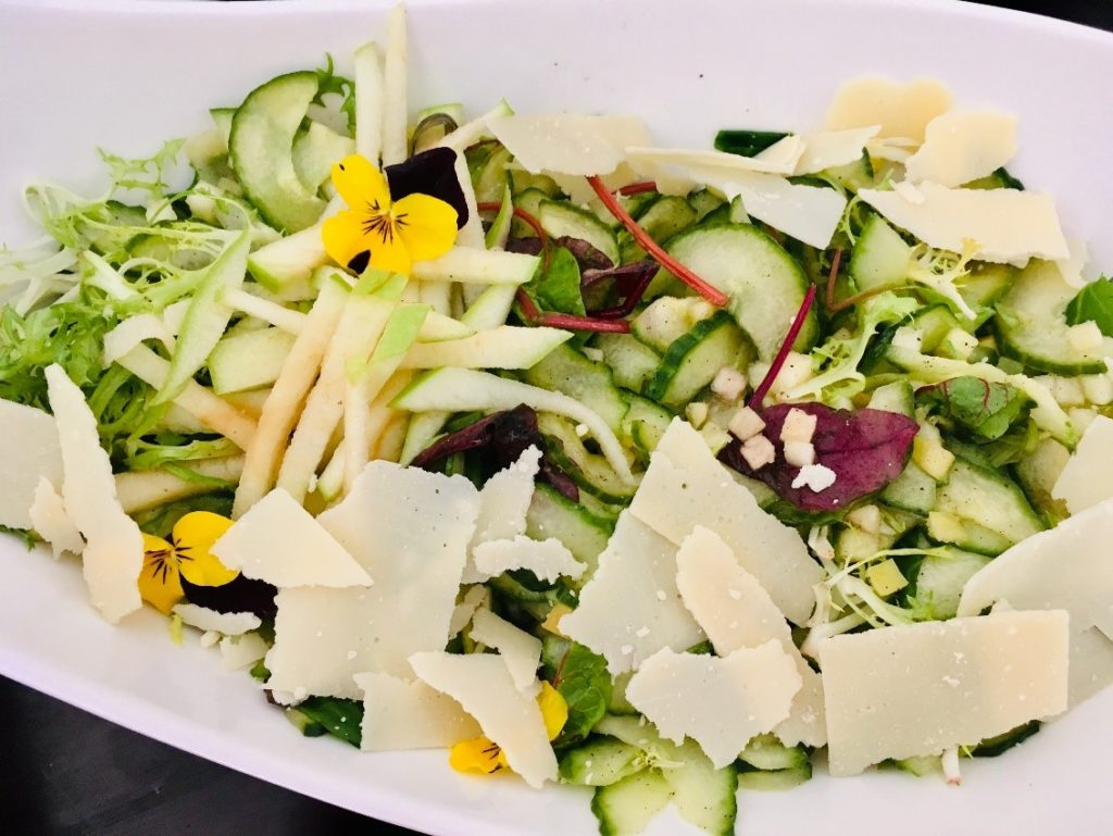 Rive Gauche Food, livraison repas bureau, simple, pratique et sain