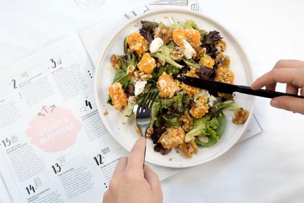 Saine et pratique, la solution livraison repas bureau by Rive Gauche Food